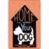 Bohemia Dary - handmade parfumované aromatických karta - psa