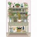 Bohemia Gifts - ručně parfémovaná aromatická karta - květiny