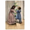 Bohemia Dary - handmade parfumované voňajúce karty - Vianočný večer