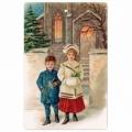 Bohemia Gifts - ručně parfémovaná vonná karta - Vánoce