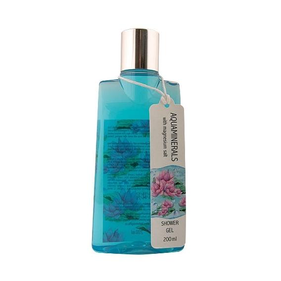 Sprchový gel s magneziovou solí 200 ml - aqua a minerály