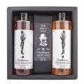 Bohemia Dary – darčeková sada Gentleman - gél, mydlo a šampón