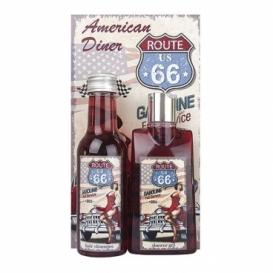 Bohemia Darčeky - darčekové balenie Americký Diner - kozmetiku a dekoratívne obrázok