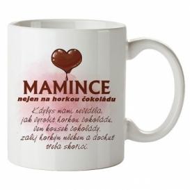 Bohemia Gifts - keramický hrnek 350 ml - mamince