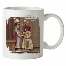 Bohemia darčeky - keramický hrnček 350 ml - pre vás