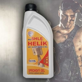 Sprchový gél XXL 1000 ml - Helík
