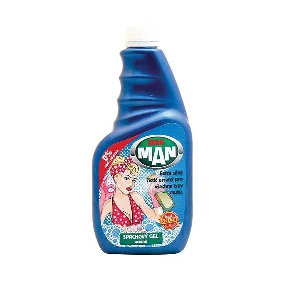 Sprchový gél MAN (čistič pre muža) - oceanic 500 ml