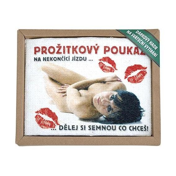 Bohemia Darov - dar rag na slávnostné zberného - prožitkový poukaz