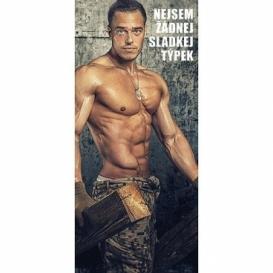 Bohemia Darov - dar horkej čokolády 100 g - ženy - Č sladký chlap