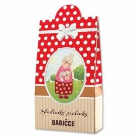 Bohemia Gifts - čokoládové pralinky 95 g - babičce