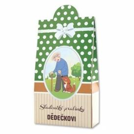 Bohemia Darčeky - čokoláda 95 g - dedo