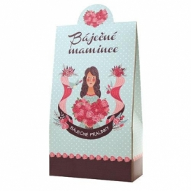 Čokoládové pralinky 95 g - báječné mamičke Čokoládové pralinky pre mamičku 95 g