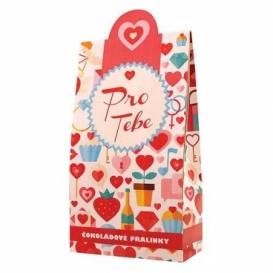Čokoládové pralinky Pre Teba, 100 g (verzia v SK)