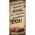 Bohemia Darov - dar mliečnej čokolády 100 g - auto