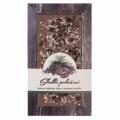 Mliečna čokoláda, káva a konopné semienko