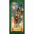 Bohemia Darčeky - vianočné čokolády, 10 g - šťastné a Veselé Vianoce - deti v cirkvi