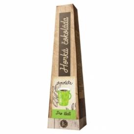 Bohemia Gifts - horká čokoláda 30 g - pro štěstí