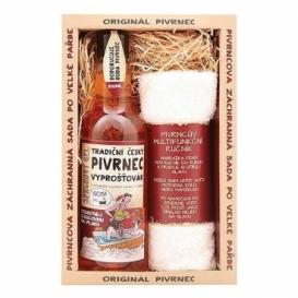 Pivní kosmetika Pivrnec - dárkové balení vyproštovák