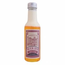 Beer SPA Premium - dvojzložková pena s extraktmi z pivných kvasníc a chmeľu - svetlá 200 ml
