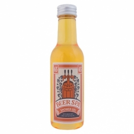 Beer SPA Premium - sprchový gél s extraktmi z pivných kvasníc a chmeľu 200 ml