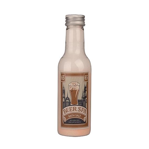 Beer SPA Premium - soľ do kúpeľa s extraktmi z pivných kvasníc a chmeľu 300 g