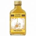 Bohemia Darčeky - zlaté medovina 100 ml - pre šťastie
