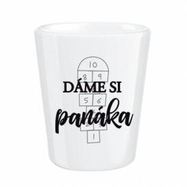 Bohemia Darčeky - keramické nápoj 0,5 cl - poďme si vypiť,