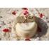 Glycerínové mydlo Biely čaj, dekoračné