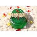 Glycerínové mydlo Morská riasa, dekoračné