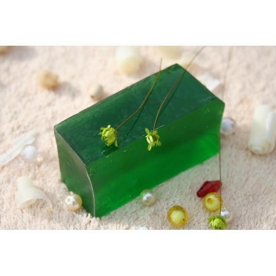 Glycerínové mydlo Morská riasa, krájané