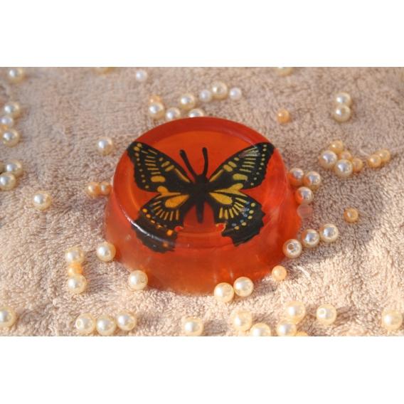 Glycerínové mydlo s hračkou pre deti, rôzne prevedenia
