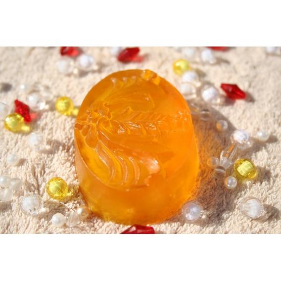 Glycerínové mydlo Litsea cubeba, rôzne motívy