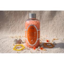 Morská soľ do kúpeľa Marhuľa