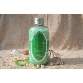Morská soľ do kúpeľa Zelený čaj