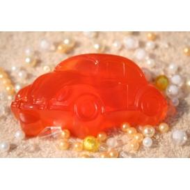 Glycerínové mydlo Autíčko pre deti s vôňou pomaranča