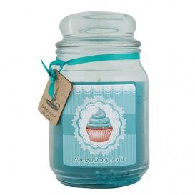 Darčeková sviečka - Narodeninová tortička 510 g
