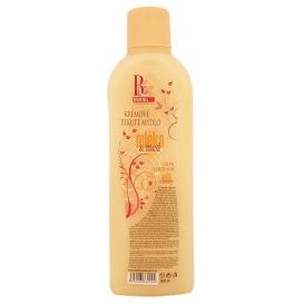 Krémové tekuté mydlo 1000 ml mlieko a med