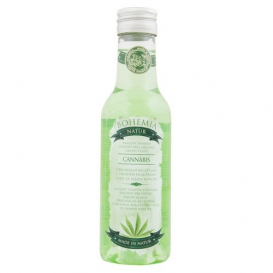 Cannabis Premium - vlasový šampón s konopným olejom 200ml