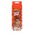 Darčekový sprchový gél 300 ml s 3D etiketou pre ženu v krabičke - tropical