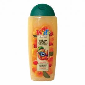 Detský marhuľový krémový sprchový gél 300 ml
