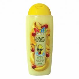 Detský banánový krémový sprchový gél 300 ml