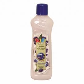 Detská krémová čučoriedková kúpeľová pena 1000 ml