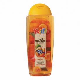 Detský marhuľový vlasový šampón 300 ml