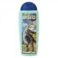 DINO - detský krémový sprchový gél - modrý 300 ml