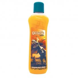 DINO - detská krémová pena do kúpeľa - marhuľa 1000 ml