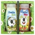 Detské darčekové balenie Ovečka - sprchový gél 250 ml, vlasový šampón 250 ml