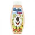 Detský jahodový vlasový šampón Ovečka Štěpa 500 ml