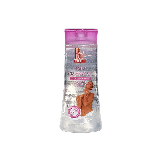 Jemný sprchový gél pre intímnu hygiénu 250 ml