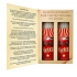 Darčekové balenie - Retro kniha - sprchový gél 200 ml, olejová kúpeľ 200 ml