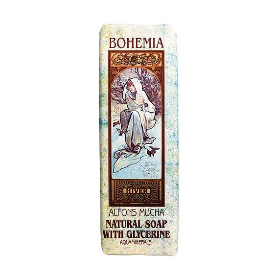 Toaletné mydlo s aqua minerálmi 125 g - Art nouveau
